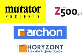 Projekty z Kolekcji Muratora, Archona, Z500 i Horyzontu